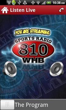 体育广播810 WHB