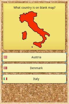 地理知识测试
