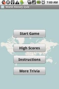 世界历史常识问答比赛