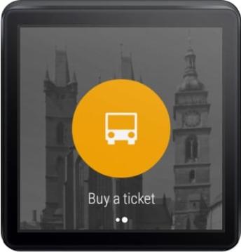 SMS Ticket