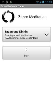 Zazen Meditation Timer