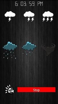 暴风雨的声音
