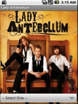 Lady Antebellum Music Videos