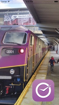 T-on-Time Boston Commuter Rail