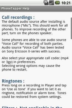 PhoneTapper