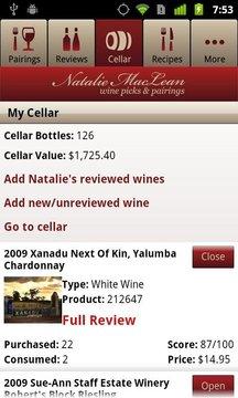 Natalie MacLean Wine Picks