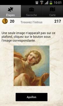 Enigmes à Versailles