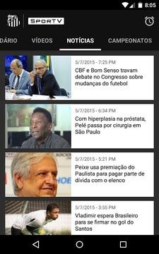 Santos SporTV