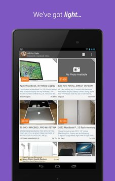 Craigslist for Android (CLapp)
