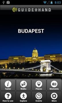 Budapest GUIDE@HAND