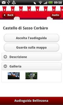 Bellinzona Guide (Italiano)
