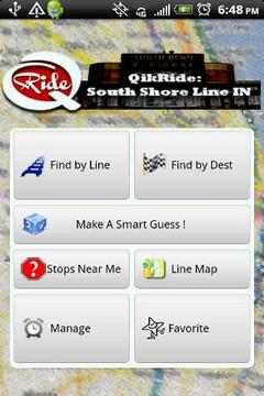 QikRide: South Shore IN