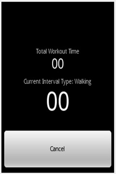 Running Intervals Trainer Lite