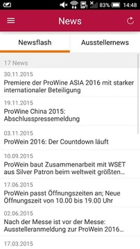 ProWein App