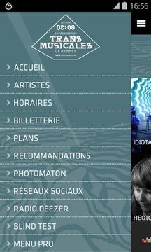 Trans Musicales de Rennes 2012