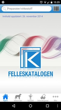 Felleskatalogen