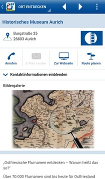Ostfriesland App – Reiseführer