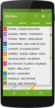 Autobuses de Cordoba (WUL4BUS)