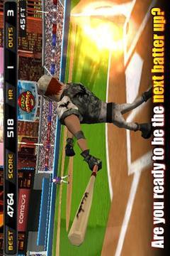 3D劲爆棒球