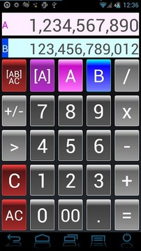 Dual Calculator Twin Free