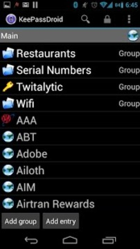 密码管理工具