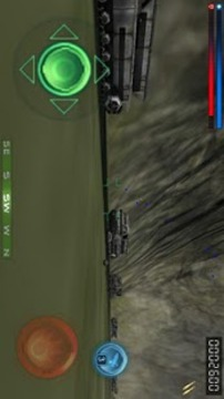 禁锢坦克3D