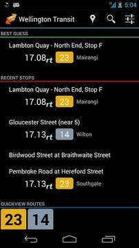 Wellington Transit