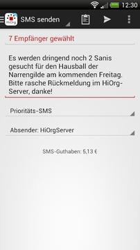 HiOrg-Server