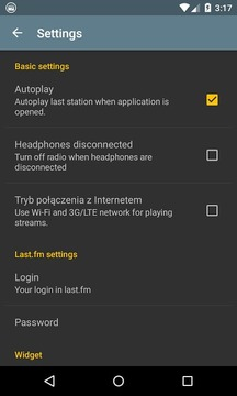 Scrobble FM beta