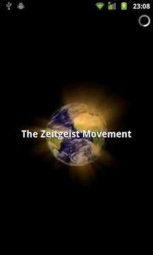 The Zeitgeist Movement