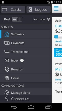 Barclaycard for Android