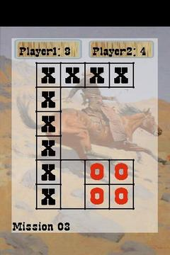 Dots and Boxes: Wild West