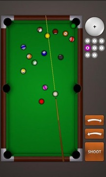 pool台球