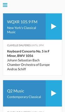 WQXR New York Classical Music
