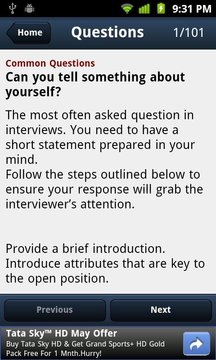101 HR Interview Questions