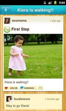 Kidfolio Baby Book