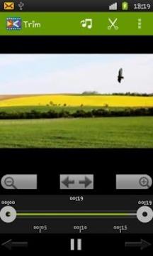 AndroVid視頻微調