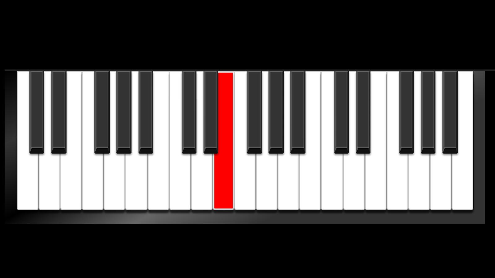 练习声音的谱子