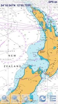 Marine Navigator Lite