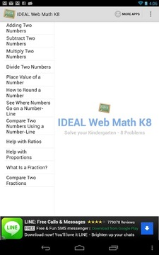 IDEAL WebMath (K-8)