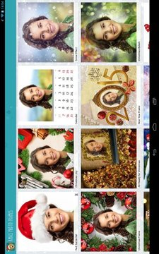 圣诞 Pho.to框架