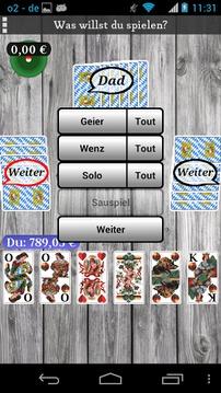 传统纸牌游戏