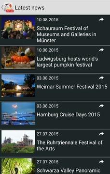 德国旅行TOP100
