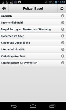 Polizei Basel