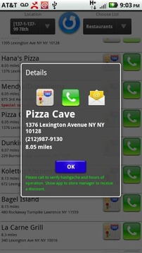 Kosher Restaurants GPS