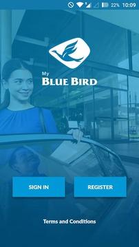 蓝鸟出租车预订 Blue Bird Taxi Reservation