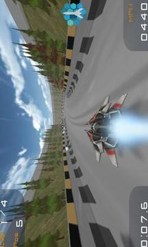 超音速飞行