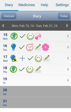 My Epilepsy Diary