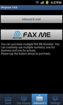 便捷传真机(FAX Android)