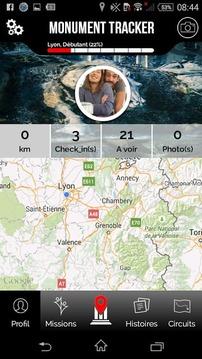 里昂跟踪促销 Lyon Tracker Promo